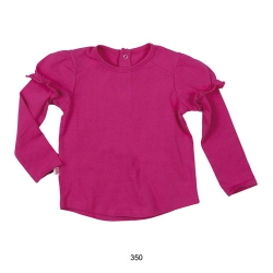 Mim-Pi Langarmshirt pink