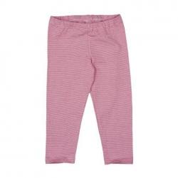 Mim-Pi Legging Streifen pink