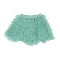 Mim-Pi Petticoat-Rock grün