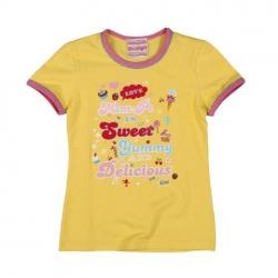 Mim-Pi T-Shirt gelb