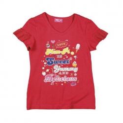 Mim-Pi T-Shirt rot