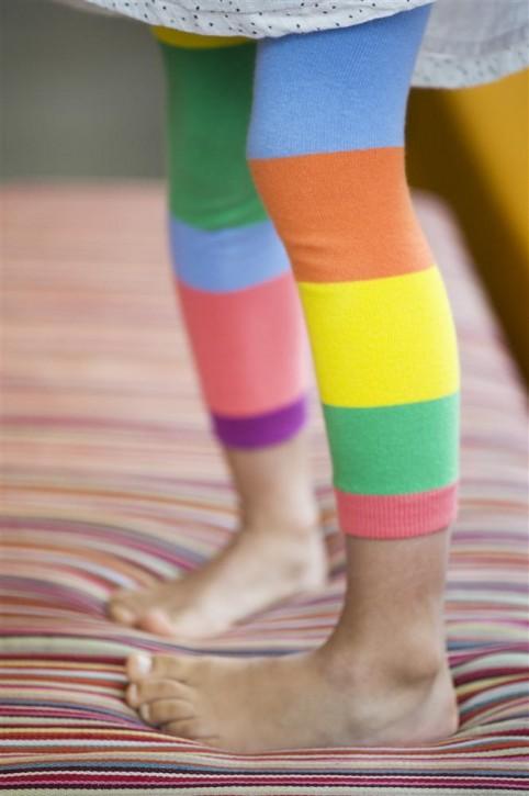 Bonnie Doon Legging Colour Switch zesty pink