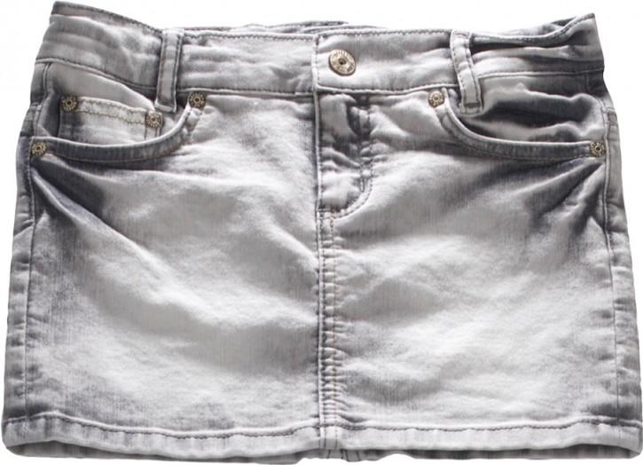 Blue Effect Mädchen Jeans-Rock grey denim light
