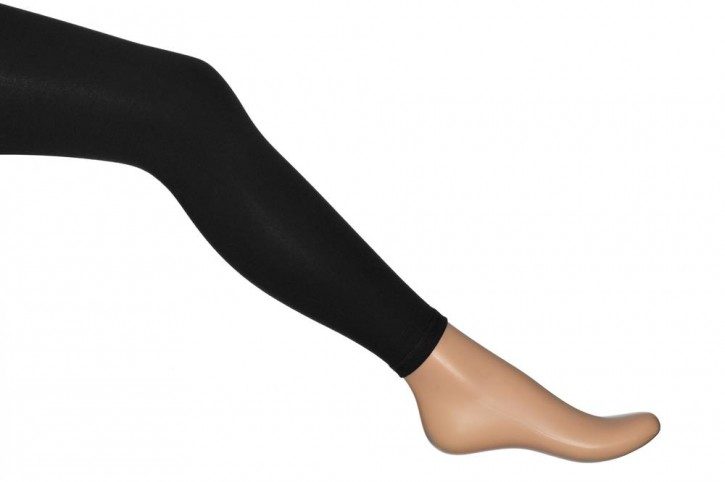 Bonnie Doon Damen Legging BASIC black
