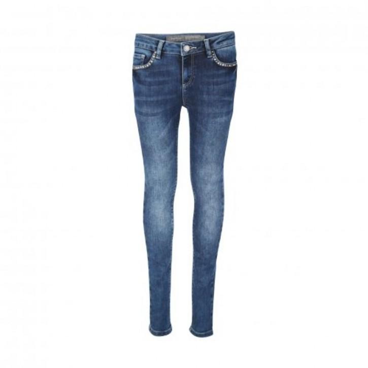 Geisha Skinny Jeans blue denim