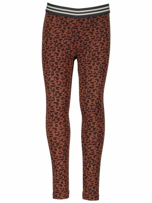 LIKE FLO Legging Animal Print