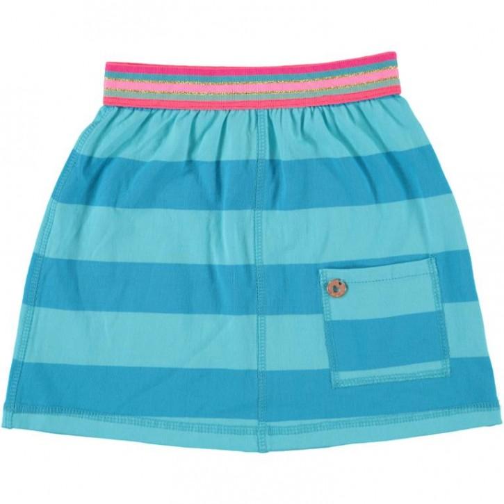 Mim-Pi Jersey-Rock Streifen blue