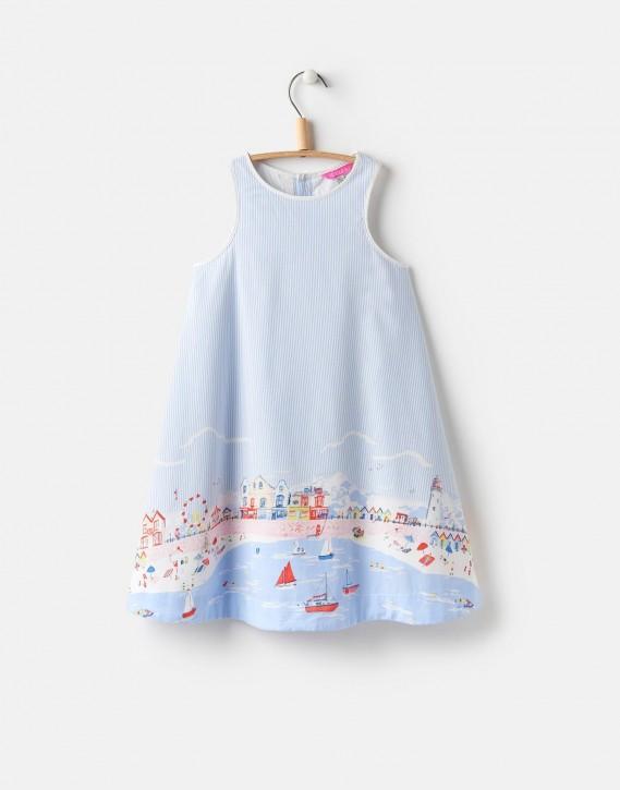 Joules Mädchen Kleid BUNTY seabord