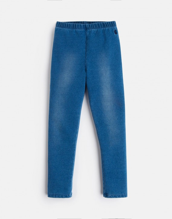 Joules Jersey-Hose/Legging MINNIE denim