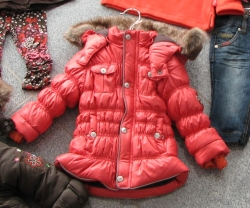 Whoopi Winter-Jacke grenadine
