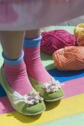 Bonnie Doon Roll Up Socken candy