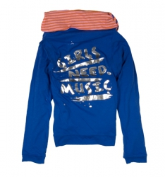 CKS Sweater Basje true blue