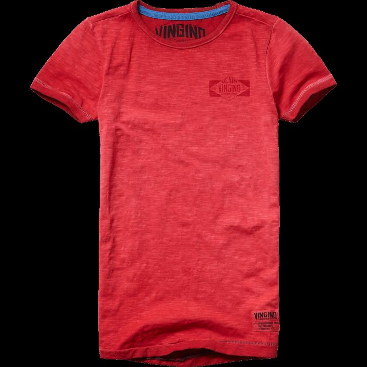 Vingino T-Shirt HEINI burnt red