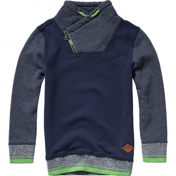 Vingino Sweat-Shirt NEVON dark blue