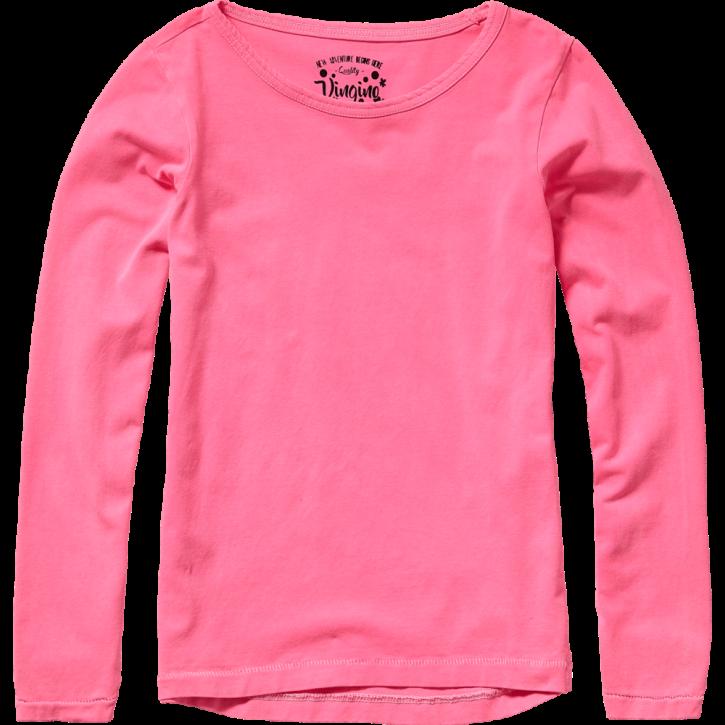 Vingino Basic Langarm-Shirt/Longsleeve JORINE neon pink