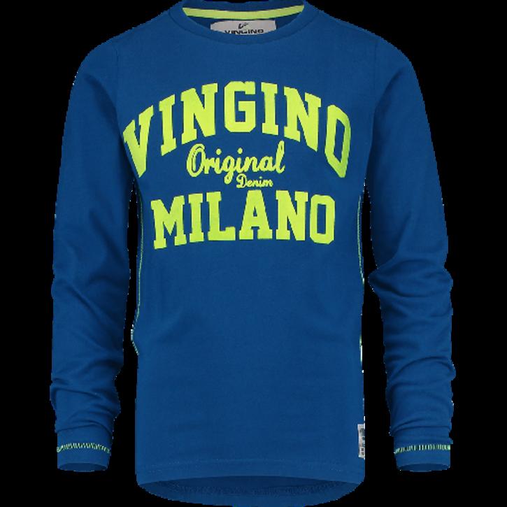 Vingino Langarm-Shirt/Longsleeve JEMILIO pool blue