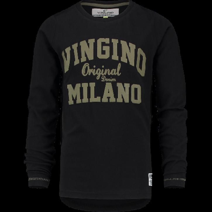 Vingino Langarm-Shirt/Longsleeve JEMILIO black