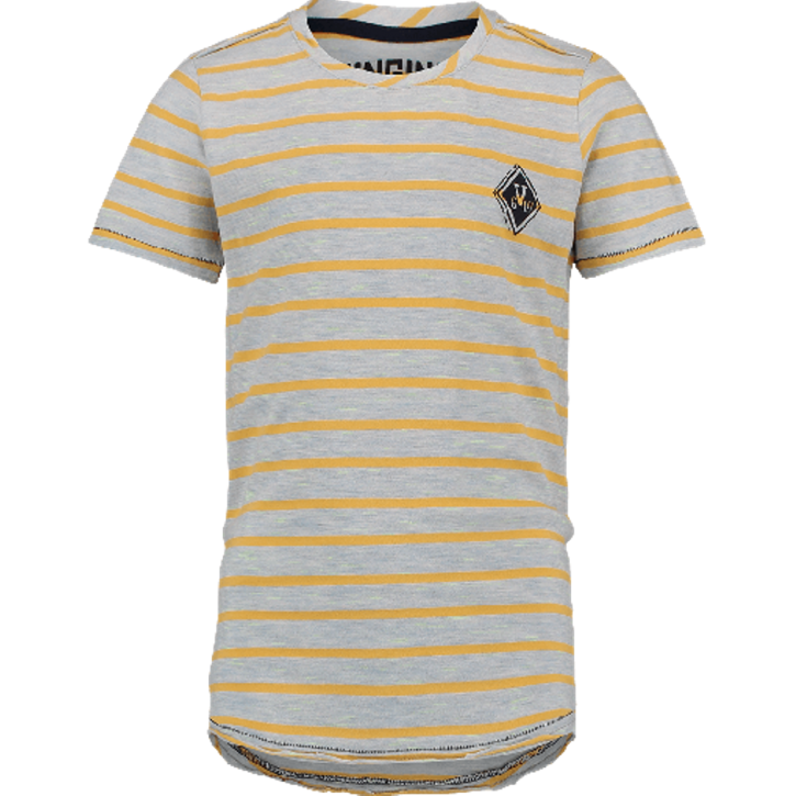 Vingino T-Shirt HABBAB old yellow