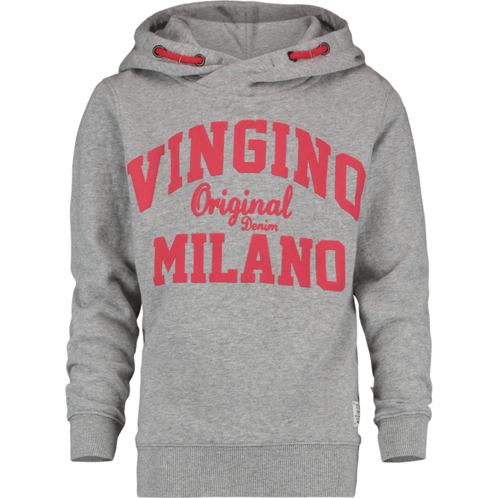 Vingino Kapuzen-Sweat-Shirt / Hoodie NIO grey mele