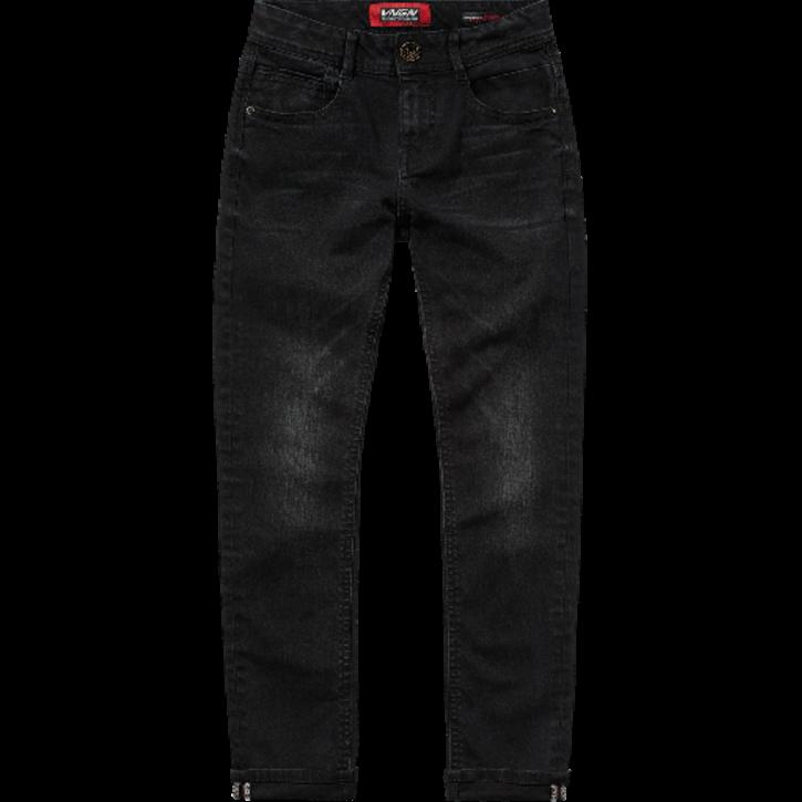 Vingino Jungs Skinny Jeans ARCANGELO black vintage