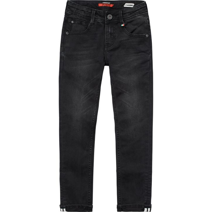 Vingino Jungs super Skinny Jeans APACHE black vintage