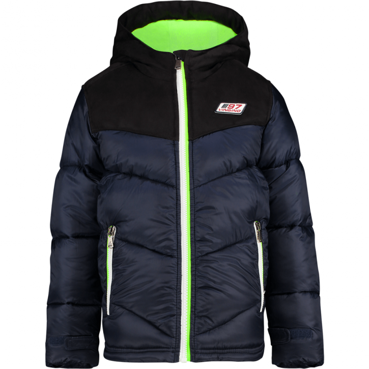 Vingino Winter-Jacke mit Kapuze TAROH dark blue