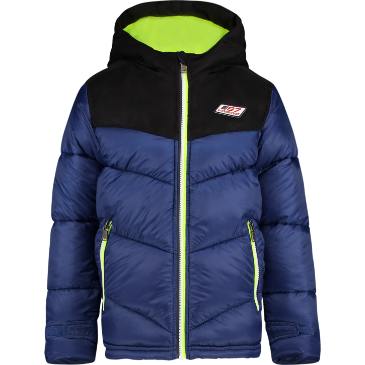 Vingino Winter-Jacke mit Kapuze TAROH electric blue