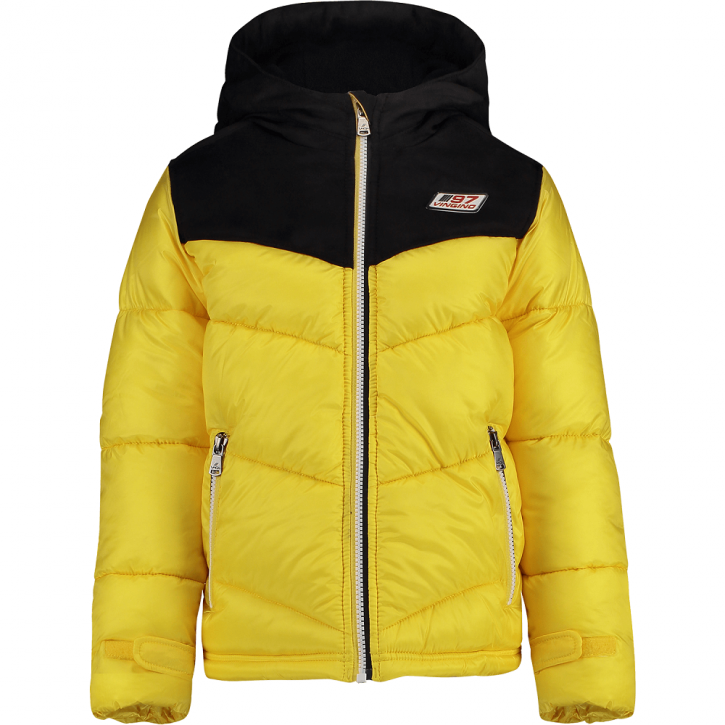 Vingino Winter-Jacke mit Kapuze TAROH honey
