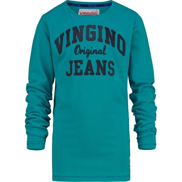 Vingino Langarm-Shirt/Longsleeve JERIAH green blue