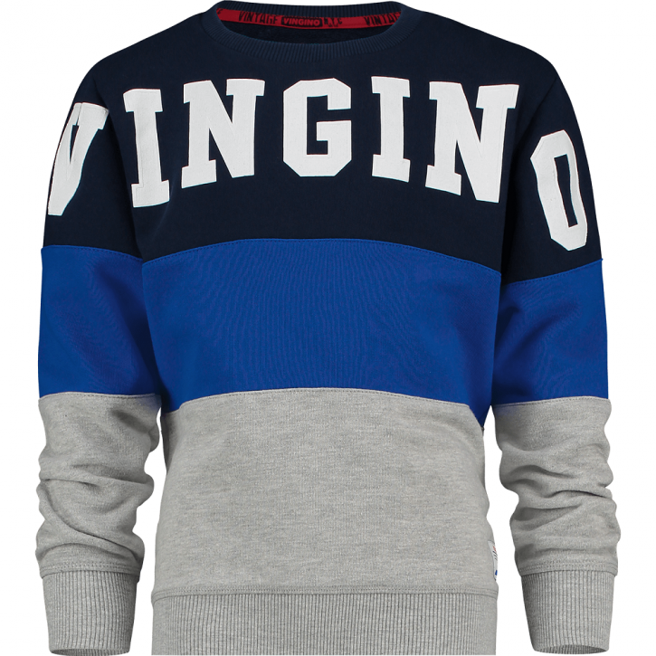 Vingino Sweat-Shirt/Pullover NICES grey mele