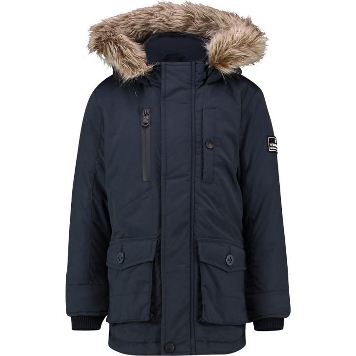 Vingino Winter-Jacke/Winter-Mantel mit Kapuze TAHA midnight blue