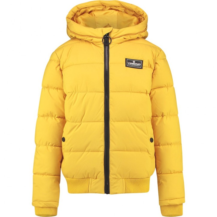 Vingino Winter-Jacke mit Kapuze TANJU warm yellow