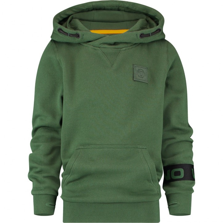 Vingino Kapuzen-Sweat-Shirt / Hoodie NABIH amazon green