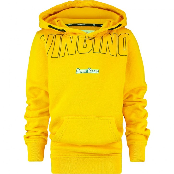 Vingino Kapuzen-Sweat-Shirt / Hoodie NASTANO gold yellow