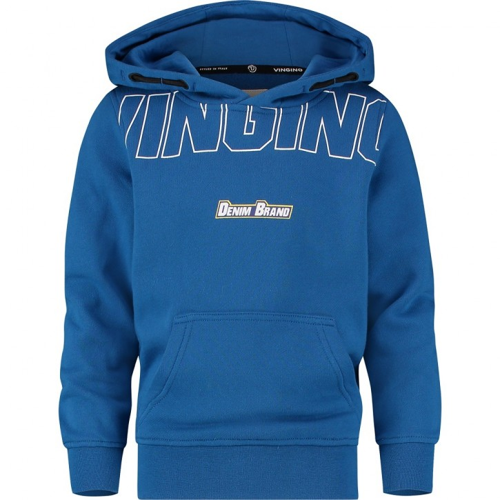 Vingino Kapuzen-Sweat-Shirt / Hoodie NASTANO pool blue