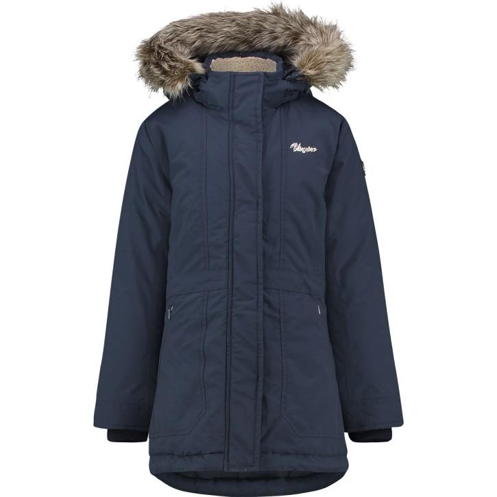 Vingino Winter-Jacke/Winter-Mantel mit Kapuze TRIJNE dark blue