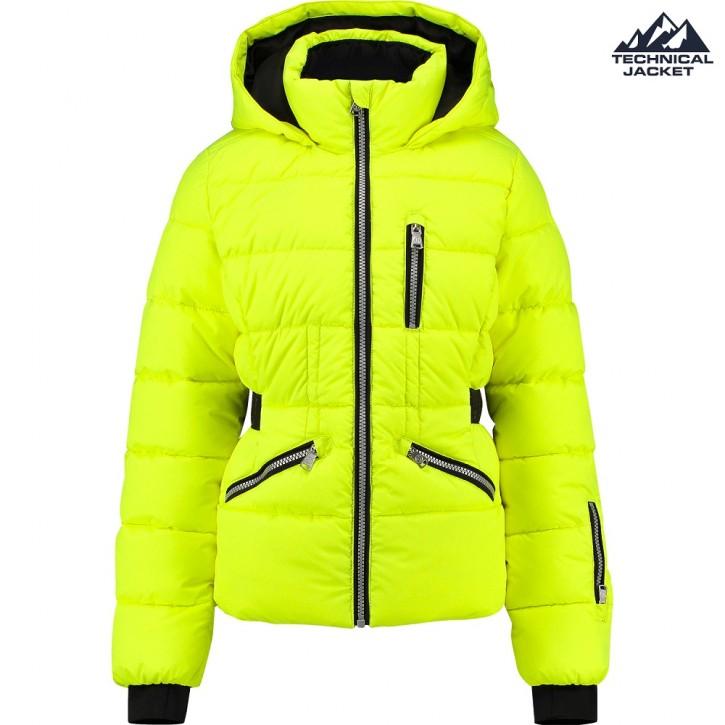 Vingino Winter-Jacke mit Kapuze TAILA neon yellow