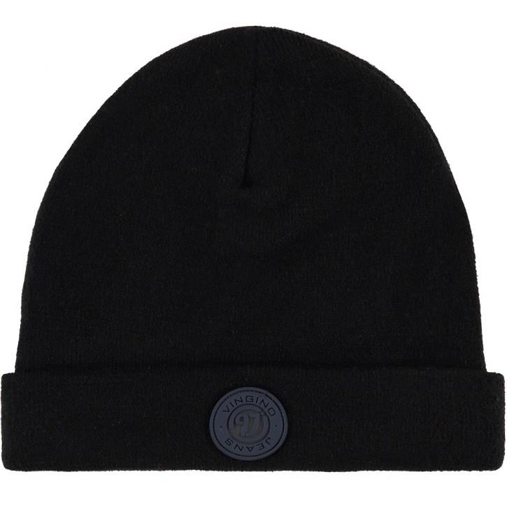 Vingino Winter-Mütze / Beanie VANI deep black