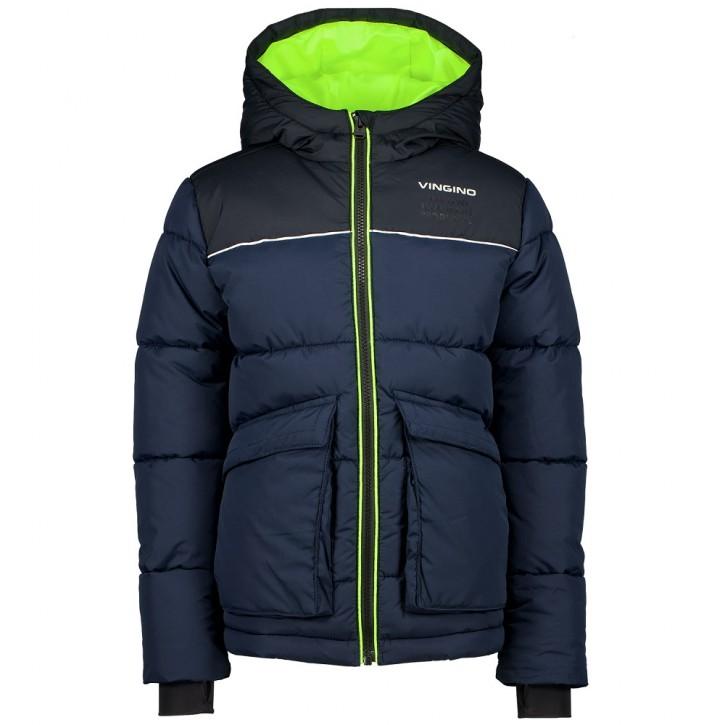 Vingino Winter-Jacke mit Kapuze TAMOSI midnight blue
