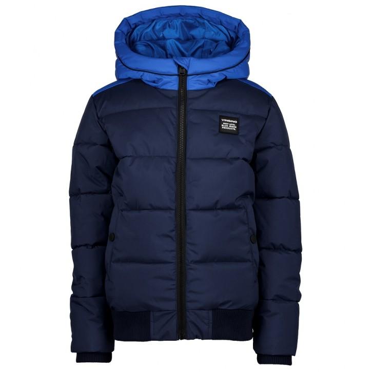 Vingino Winter-Jacke mit Kapuze TASH dark blue