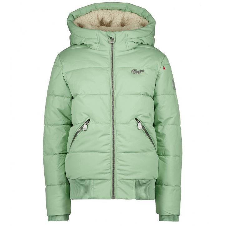 Vingino Winter-Jacke mit Kapuze TANNIE pastel mint