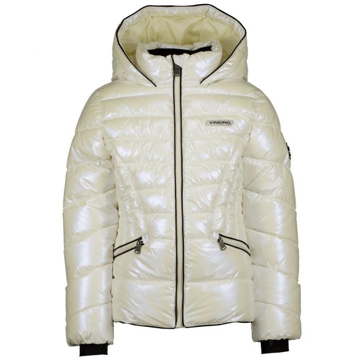Vingino Winter-Jacke mit Kapuze TUANA champagne