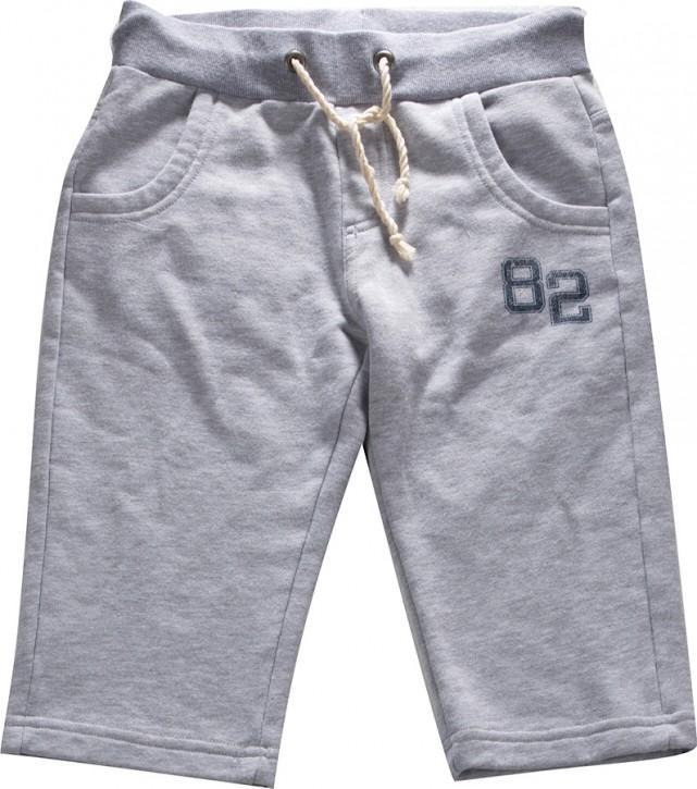 Blue Effect Jungen Sweat-Bermuda grau melange