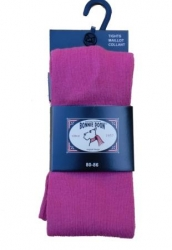 Bonnie Doon Baby Basic-Strumpfhose kräftiges pink