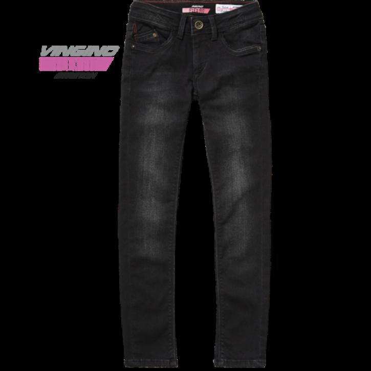 Vingino Mädels super Skinny Jeans BELINDA black