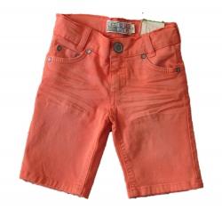 Blue Effect Jungen coloured Jeans-Bermuda rostorange used