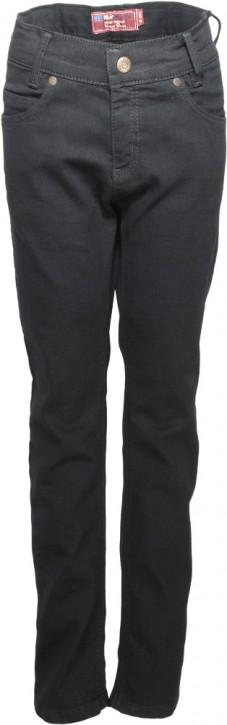 Blue Effect Jeans Röhre 202 black denim WEIT/COMFORT