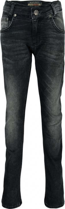 Blue Effect Jungen Ultrastretch Jeans black Passform: SLIM