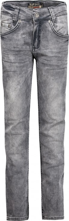 Blue Effect Jungen Ultrastretch Jeans grey denim SLIM