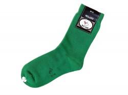 Bonnie Doon Basic-Socken grün